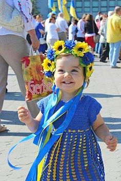 Ukraine ❤️ She's a cutie😂 Cool Baby, Baby Kind, Baby Love, Precious Children, Beautiful Children, Beautiful Babies, Beautiful People, Kids Around The World, We Are The World