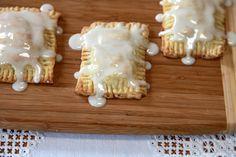 Pumpkin Pie Pop Tarts with Maple Glaze- Joy the Baker