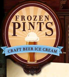 Frozen pints, beer in your ice cream!