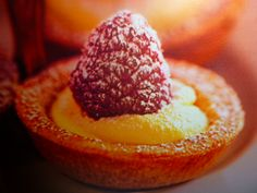 Crostata alla frutta  - con lamponi -