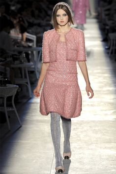 """""""Couture seems like paradise — a think tank but way more fun.""""  Chanel Paris - Inverno 2012-13"""