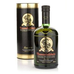 Review of Bunnahabhain (12 year) Single-Malt Scotch Whisky | The Scotch Noob