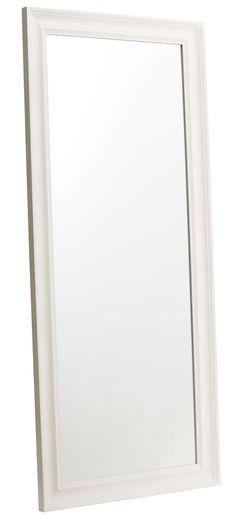 Spejl SKOTTERUP 78x180cm hvid | JYSK