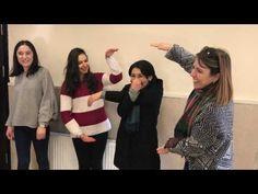 ısınma oyunları ve grup etkinlikleri - Fil ve Zürafa Oyunu - YouTube