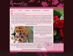 Portfolio Web Design, Design Web, Brisbane, Floral Design, Floral Patterns, Web Design, Design Websites