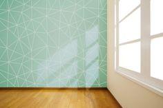Wallpaper Cosmos Mint | Ms FLASH