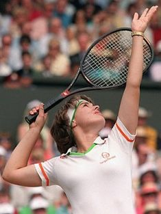 In 1997, at the age of 16 and 3 months, Martina Hingis became the youngest Grand Slam singles champion of the 20th century.  #tennis
