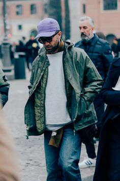 The Best Street Style From Pitti Uomo   GQ