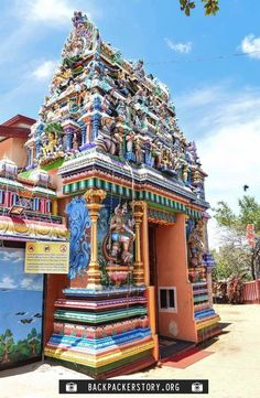 Koneswaram Temple is a Hindu Temple dedicated to Lord Shiva located in Trincomalee, Eastern Sri Lanka. How to get to the Koneswaram Temple Cheap Web Hosting, Backpacker, Ecommerce Hosting, Sri Lanka, Temple, Fair Grounds, Cabin, House Styles, Pictures