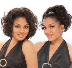 Freetress Synthetic Fullcap Drawstring  Salem Girl  F1B33130 ** undefined #HairWigs