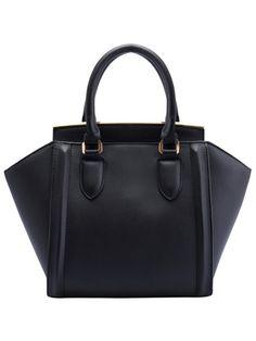 Zipper Metallic Embellished Bag