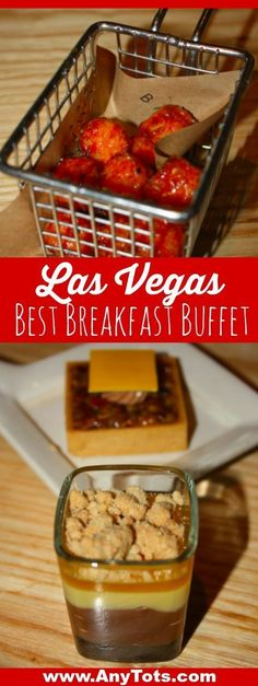 Best Las Vegas Buffet Breakfast. More food photos via anytots.com