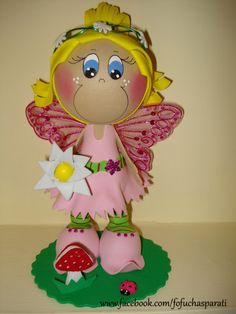 Fofucha fairy