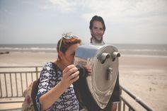 Ocean City, NJ sightseeing with Bradley Cooper