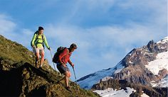 You love mountains, but your legs don't. Here's how to fix four common problems caused by high-angle hiking.