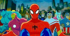 'Ultimate Spider-Man' Season 3 Clips: Bring in the Avengers! -- See Spider-Man's first Avengers mission in clips from the premiere of 'Marvel's Ultimate Spider-Man: Web Warriors'. -- http://www.tvweb.com/news/ultimate-spider-man-season-3-clips-avengers