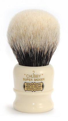 Simpson Chubby Shaving Brush