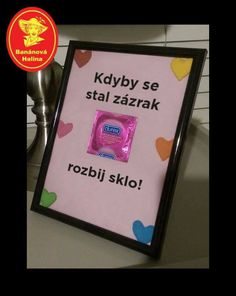 Zazrak Good Jokes, Funny Jokes, Hobbies And Crafts, Diy And Crafts, Diy Gifts, Handmade Gifts, Birthday Gifts, Funny Pictures, Presents