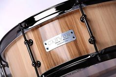 Beautiful stave snare drum