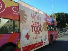 La mesa itinerante del @eiadebanderita en #Cádiz