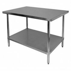 all stainless steel premium work table 30x30 by klingers 24999 quality s amazoncom alba pmclas chromy