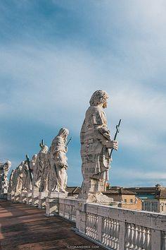 Roma: Basilica di San Pietro ♠  | da ilookandsee