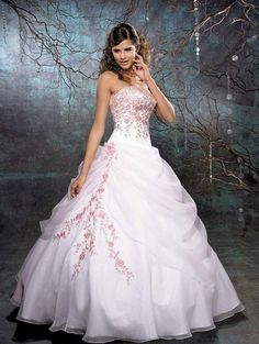 Robe de mariée. Pink Wedding DressesDress ... 146f6731be9b