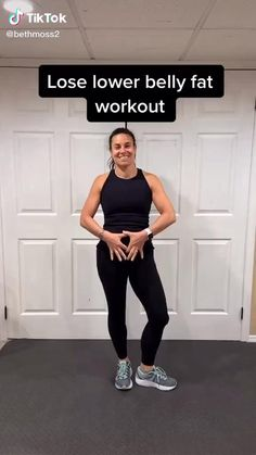 At home abs workout for a strong core and toned tummy. #absworkout #core #exercisefitness #fitness