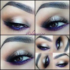 Waterline purple