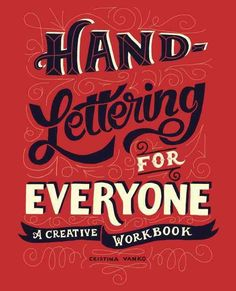 In an increasingly digital and impersonal world, hand-lettering is more popular than ever. A way to personalize everything from book covers to T-shirts and restaurant menus, as well as a form of self-