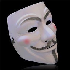 V wie Vendetta Maske Halloween Deko