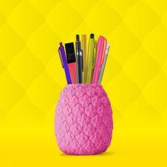 Nuovi arrivi - Portamatite Ananas - Sposta la tua scrivania ai tropici!