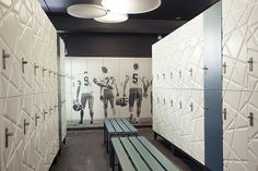 clothes lockers for changing room
