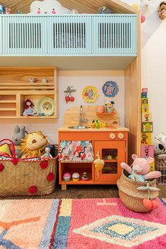 Baby Bedroom, Cool Rooms, Decoration, My Dream Home, Toy Chest, Playroom, Kids Room, Toddler Bed, Room Decor