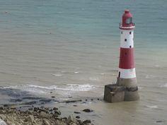 Beachy Head Lighthouse   Flickr - Photo Sharing!