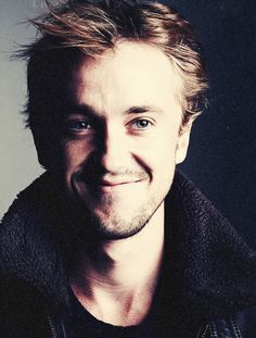 Tom Felton my favorite actor from Harry Potter next to Hermoine then Harry. Images Harry Potter, Harry Potter Cast, Harry Potter Movies, Harry Potter World, Drarry, Dramione, Draco And Hermione, Severus Snape, Ron Weasley