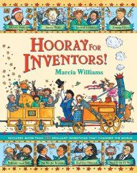 Great way to teach students about inventors. This author also has many other books that look great.