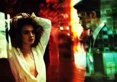 Natalia Vodianova for Vogue China June 2011 by Peter Lindbergh