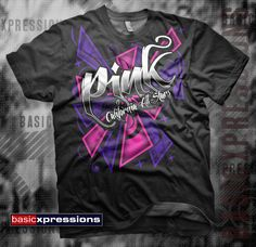 California Allstars (Livermore) - Pink   2013 NCA T-shirt