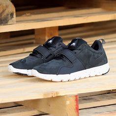 Nike SB Trainerendor OG: Black nubuck