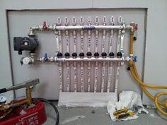 Underfloor Heating Installation Instructions - Underfloor Heating Systems Ltd Underfloor Heating Installation, Water Underfloor Heating, Arduino Controller, Plafond Design, Cool Inventions, Installation Instructions, Flooring, Cool Stuff, House Ideas