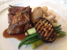 The French Room - Dallas Texas. Filet of Beef Tenderloin (73512507)