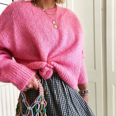 """Ashley Dainty on Instagram: """"Layering .. swipe to see a little jumper hack of how you can wear a jumper over a dress if it's a bit too big👌🏻💞 . Jumper is last years @hm…"""""""
