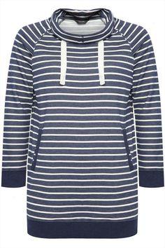 Fab snuggly sweatshirt... wearing it LOADS!!!! :D xxx