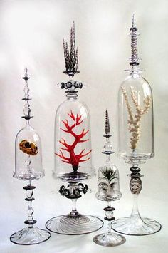 Andy Paiko glass artist. I appreciate this lovely art. But it inspires me because it makes me think (and love) the idea of displaying real coral (here it is a glass sculpture of coral, also gorgeous) as if it is a precious object, because to me natural, nature made objects are precious.