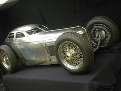 """""""Harry Miller was, quite simply, the greatest creative figure in the history of the American racing car."""" Harry Miller's Golden Sub"""