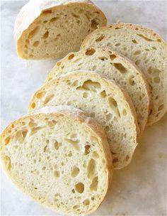 The crunchiest-crackliest-chewiest-lightest-EASIEST bread you'll ever bake. | Flourish - King Arthur Flour's blog