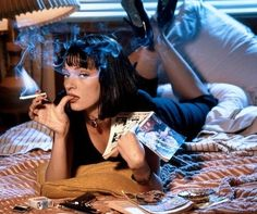 aizea: Pulp Fiction (1994) dir. Quentin Tarantino