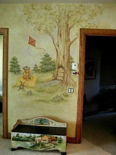 Murals Faux Finishing   Tips, Advice, And Ideas: Types Of Tree Murals