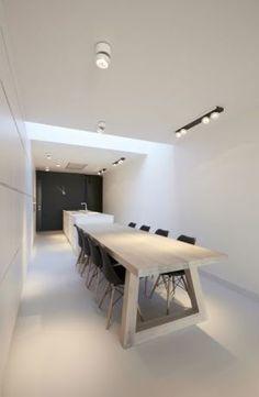 interieur design modern smalle rijwoning - Google zoeken
